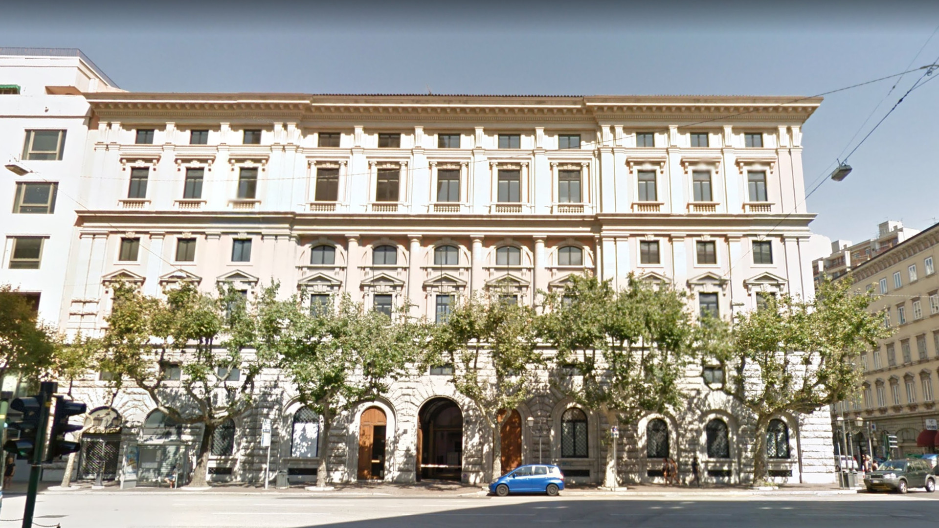 Palazzo della Regione Friuli Venezia Giulia